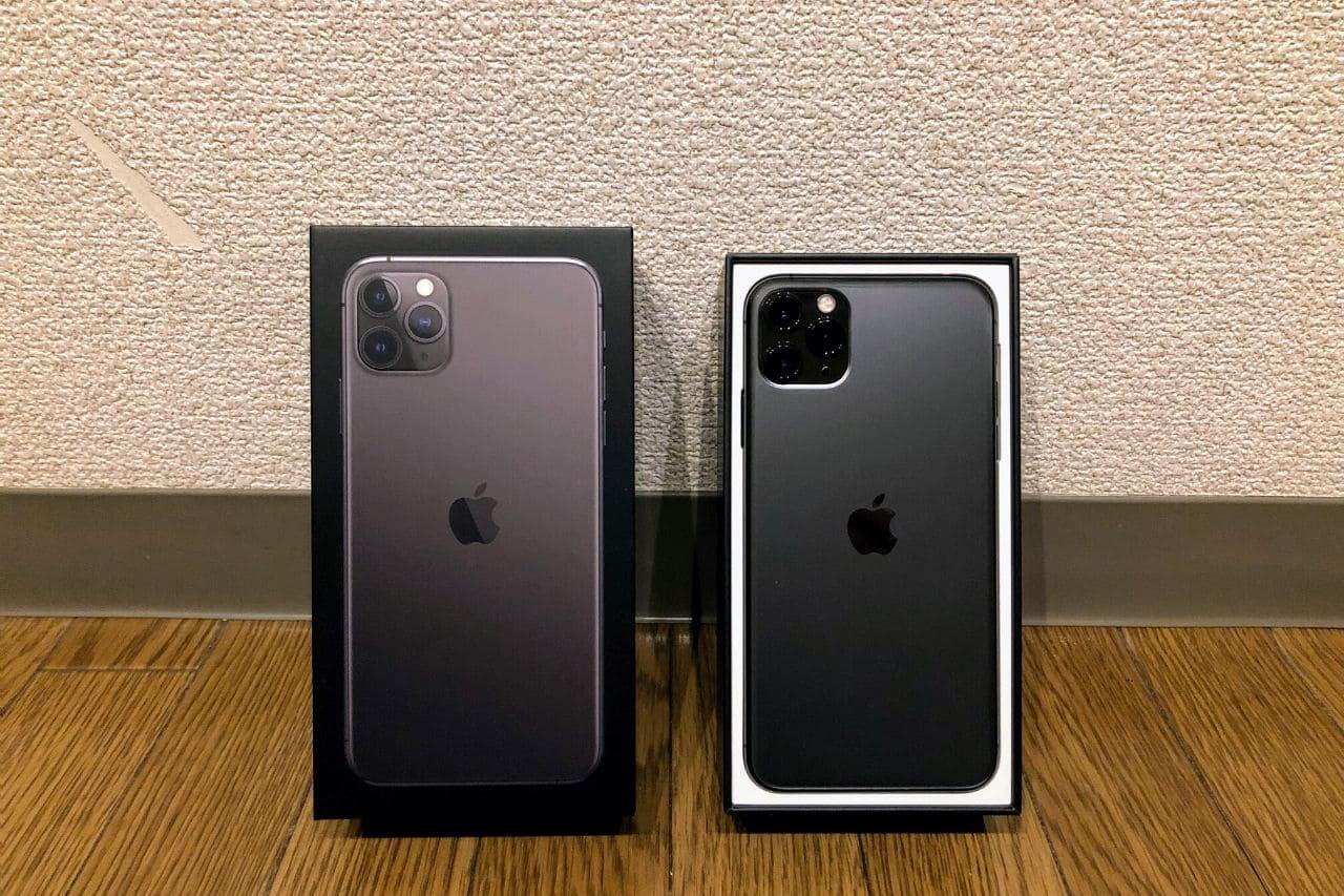 iPhone11ProMax 購入理由