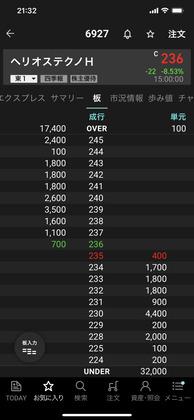 楽天証券 米国株取引4