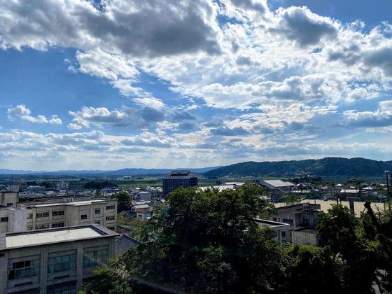 伊賀市 上野城