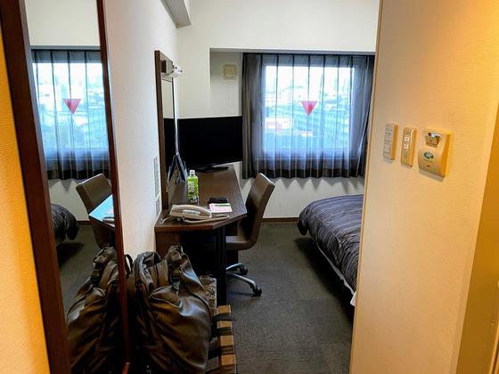 ルートイングランディア 客室