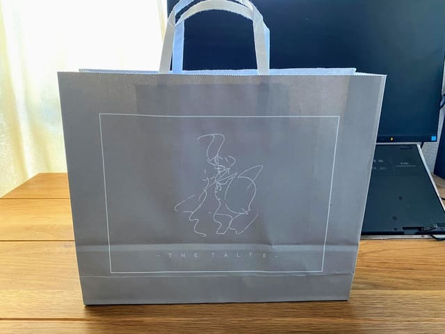 THE TALTE 紙袋