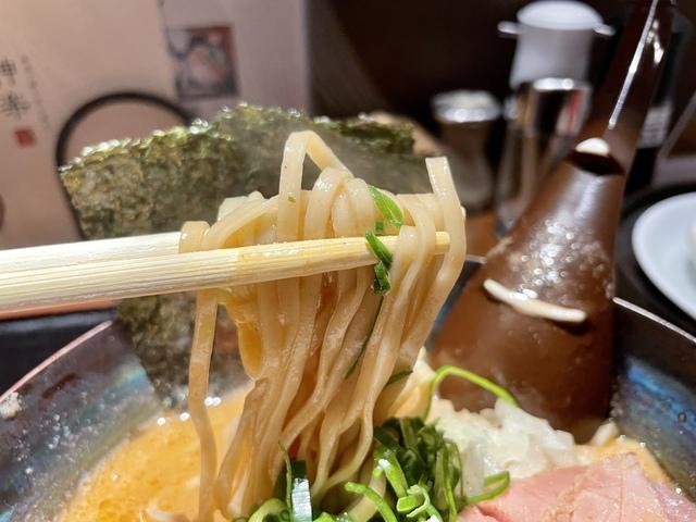 神楽 海老で鯛を釣る麺堂